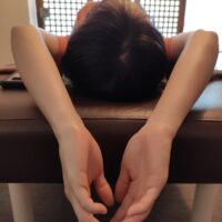 肩と肩甲骨の動き